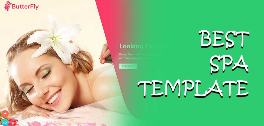 Best Spa HTML Template To Promote Your Beauty Services