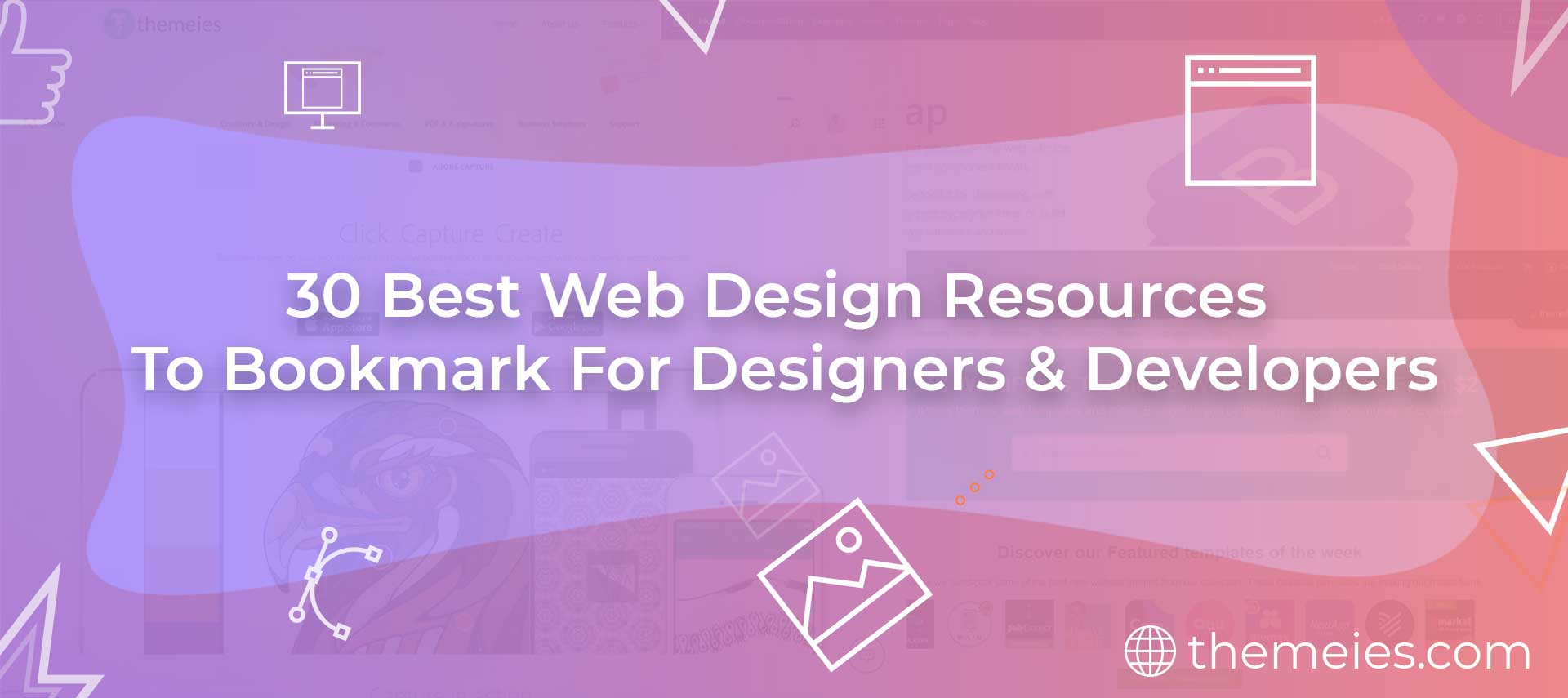 30 Best Web Design Resources To Bookmark For Designers & Developers
