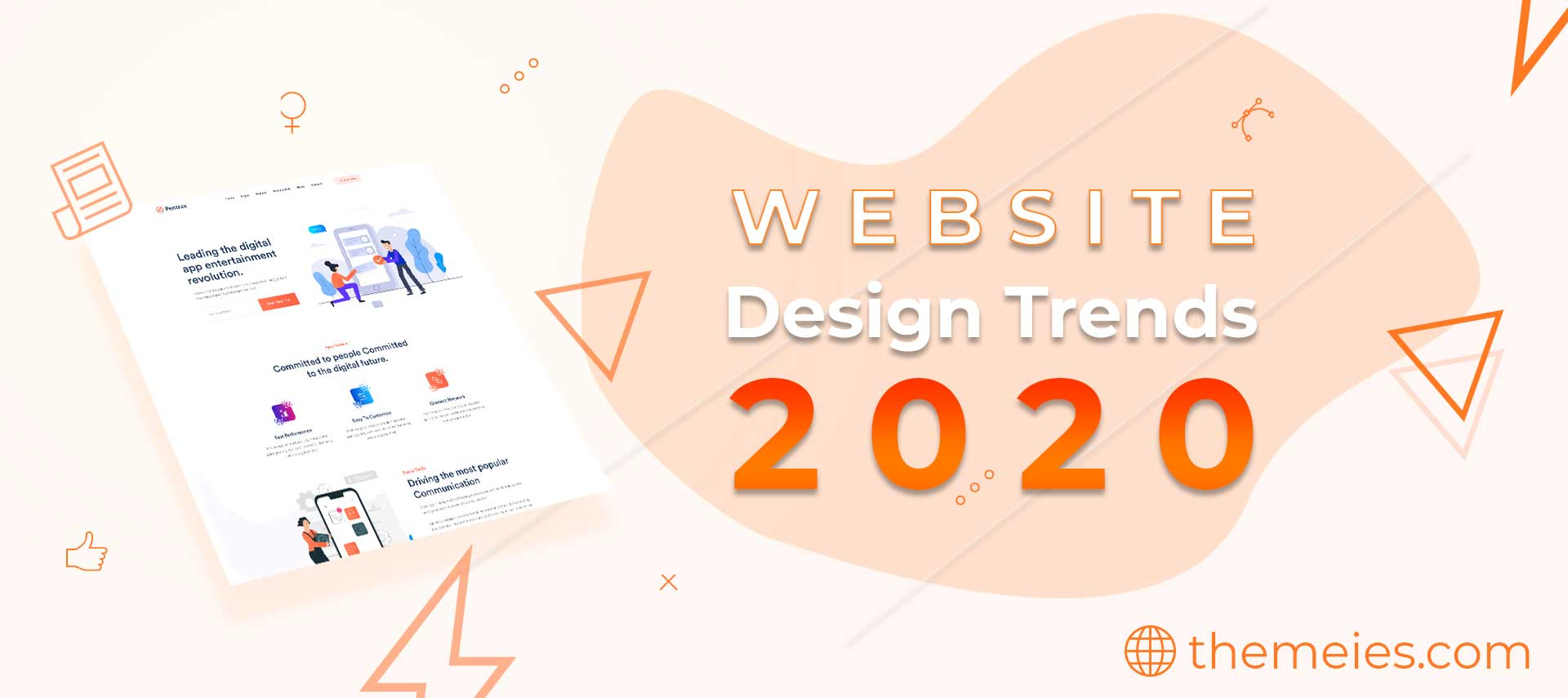 Most Exciting Web Design Trends To Follow in 2020
