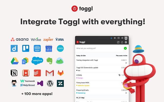 Chrome Extensions For Web Developers  Toggl