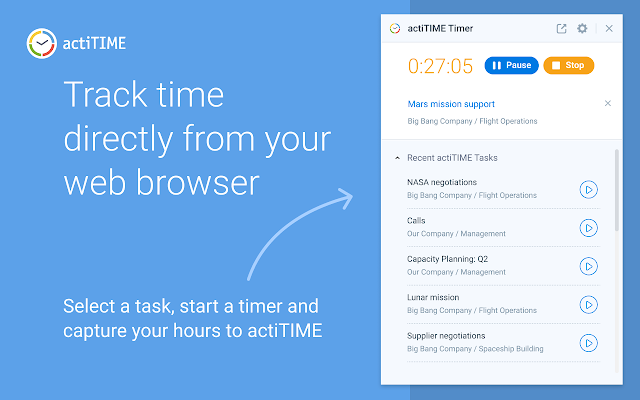 Chrome Extensions For Web Developers  ActiTIME